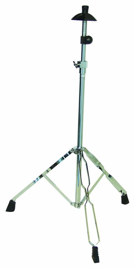 DIMAVERY Stand Pour Trombone Chrome